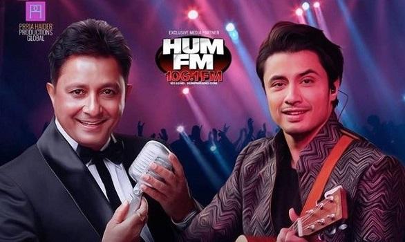 Sukhwinder & Ali Zafar
