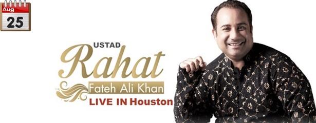Rahat Fateh Ali concert