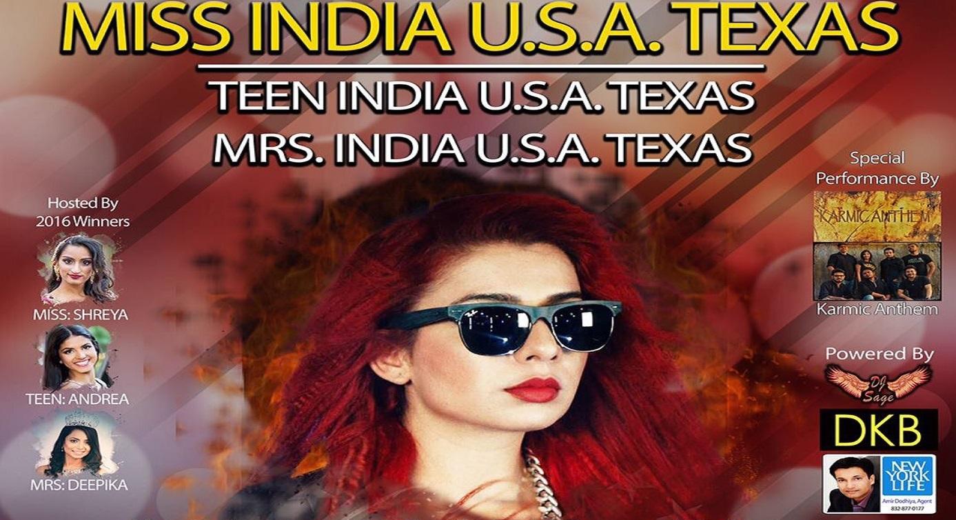 Miss India Texas USA