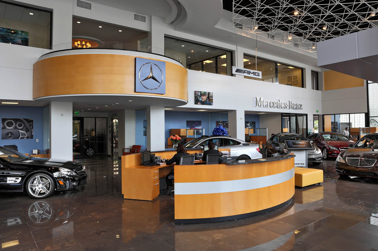Online vehicles classifieds by desi window for Mercedes benz dealership locations